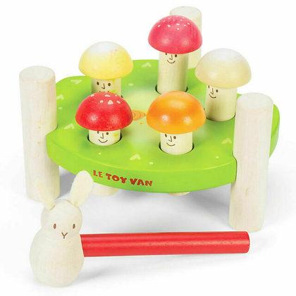 "Hammer Game ""Mr. Mushroom"""