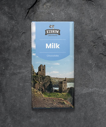 Kernow Chocolate - Milk 100g