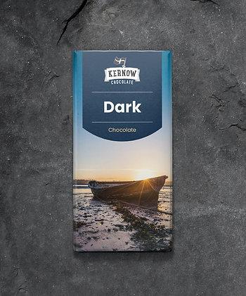 Kernow Chocolate - Dark 100g