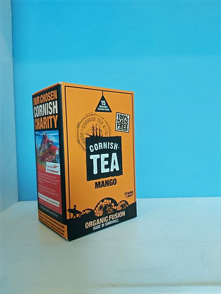 Cornish Tea - Mango Fusion Tea Bags (15)