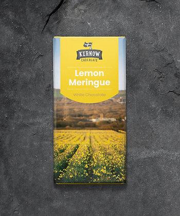 Kernow Chocolate - Lemon Meringue White 95g