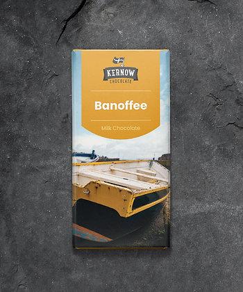 Kernow Chocolate - Banoffee 95g