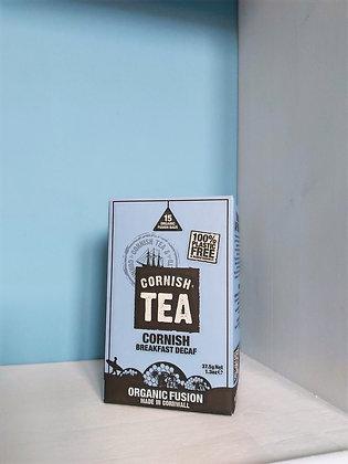 Cornish Tea - Decaf Cornish Breakfast Fusion Tea Bags (15)