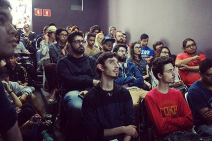 Eventos, palestras e workshops no IHQ Studios Instituto de Arte