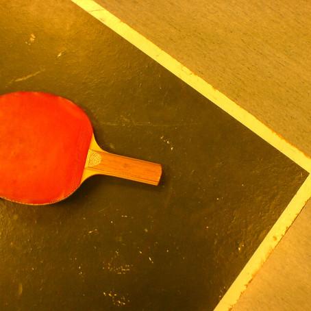 卓球ラケットの「大きさ」のお話