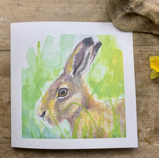 'The Brown Hare'