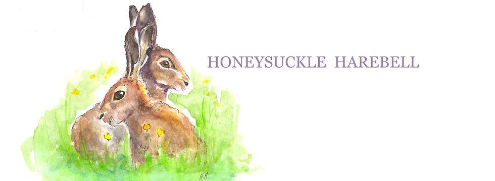 HONEYSUCKLE HAREBELL