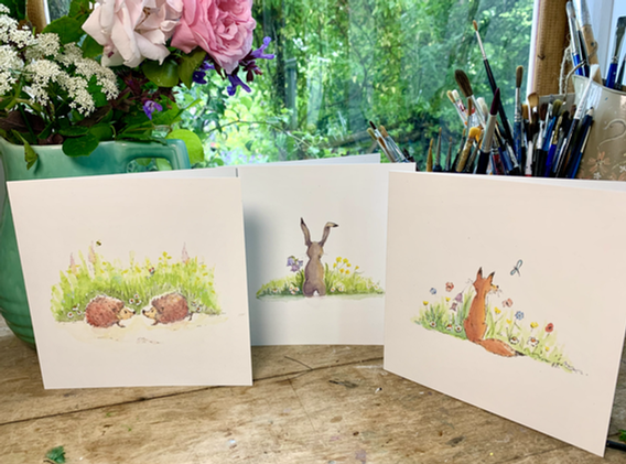Greetings Cards / Notelets