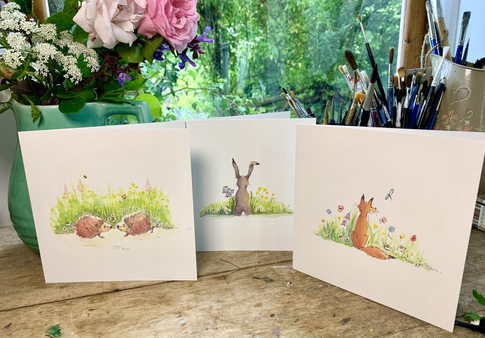 Greetings Cards _ Notelets