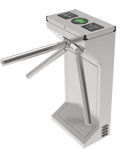Torniquete Inox universal para todos controladores de acesso Ref. Prev57K01 Inox
