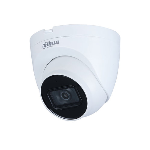 Camera IP dome para exterior/interior visão a 30 metros no escuro, IVS