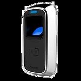 Controlo de acessos exterior biométrico ou cartão