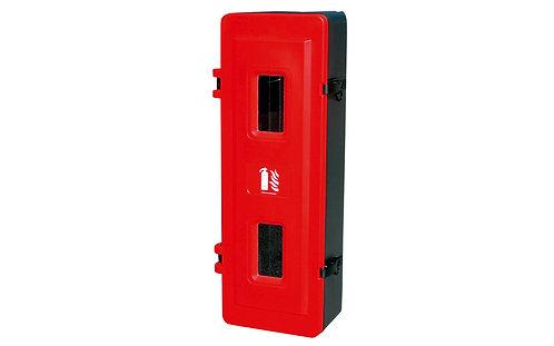 Armário de extintor fabricado em plástico ABS 680x280x230