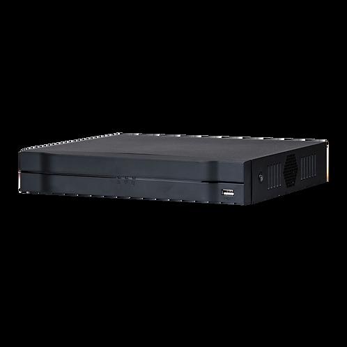 Gravador 5 en 1 de 8 canales HDCVI/HDTVI/AHD/CVBS + 2 canais IP 6MP