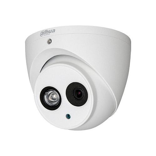 Camara exterior/interior 4 MP visão nocturna a 50 metros, HDCVI, AGC,BLC,HLC,WDR