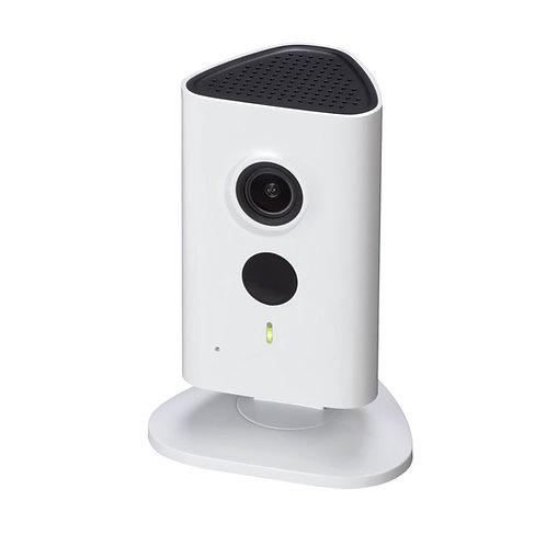 Camera IP wifi portátil com microfone e altavoz, gravação interna até 20 dias