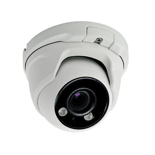 Camera IP dome exterior 4 MP visão noturna a 30 metros
