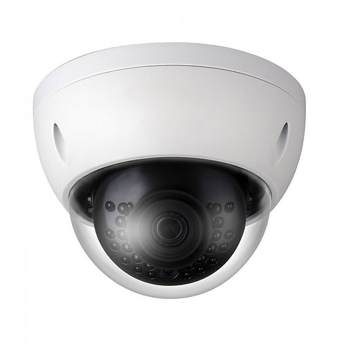 Câmara mini dome IP para exterior