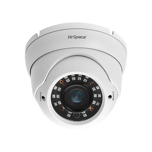 Camera IP dome exterior 5 MP visão noturna a 30 metros gravação interna