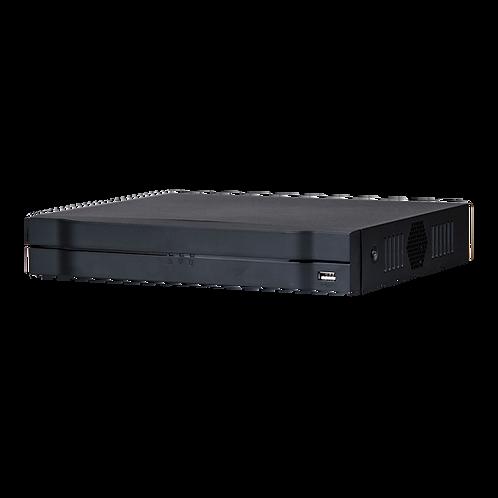 Gravador XVR 5 en 1 de 4 canales HDCVI/HDTVI/AHD/CVBS + 1 canal IP 2MP