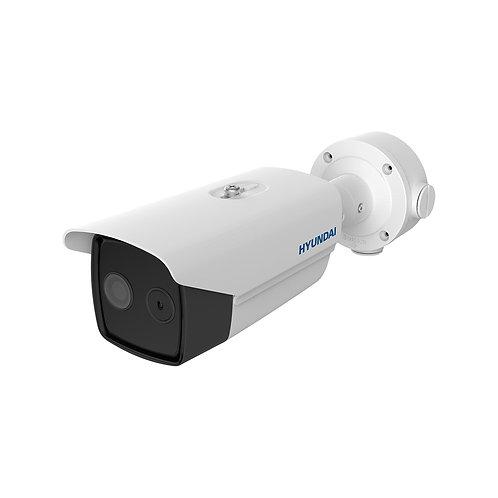 Camera térmica + visível num só para alarme de intrusão e vigilância, prev5h45