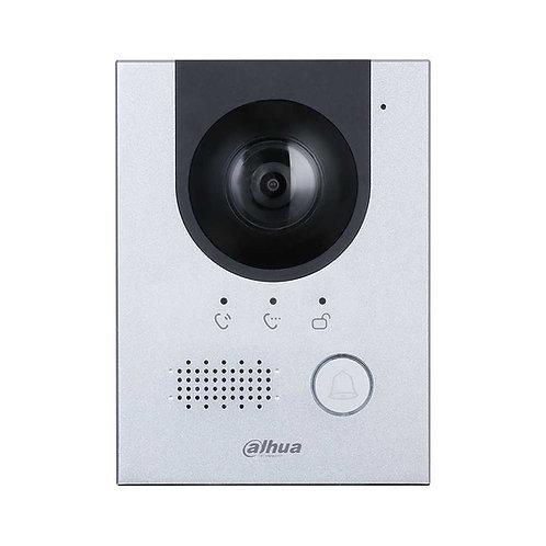 Video porteiro botoneira IP com Camera exterior