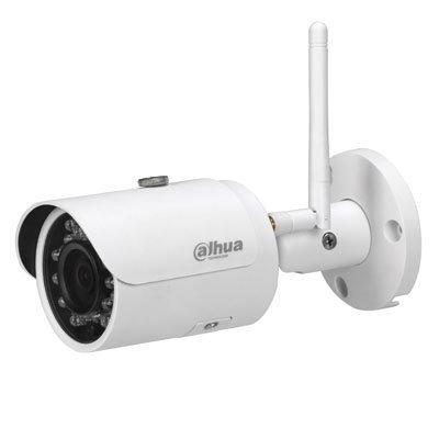 Camara exterior IP wifi 3MP DAHUA, acesso por telemovel gravação em cartão SD