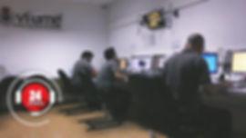 Central de segurança 24 horas