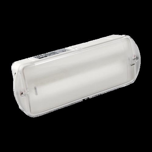 Armadura de Emergência LED Estanque 90 m de autonomia e 105lms.