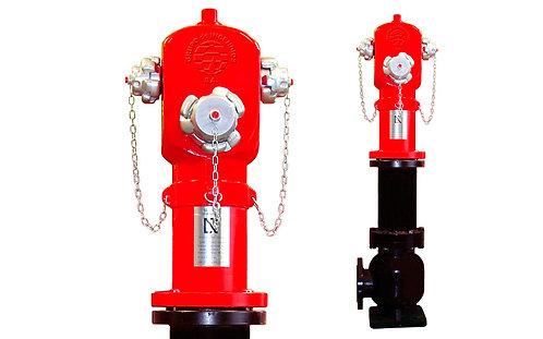 Hidrantes de coluna seca