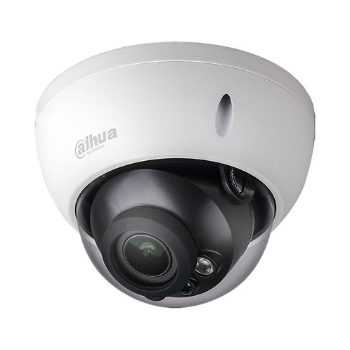 Camara nimi dome exterior/interior, motorizada de 2,7 ~ 12 mm, visão a 30 metros