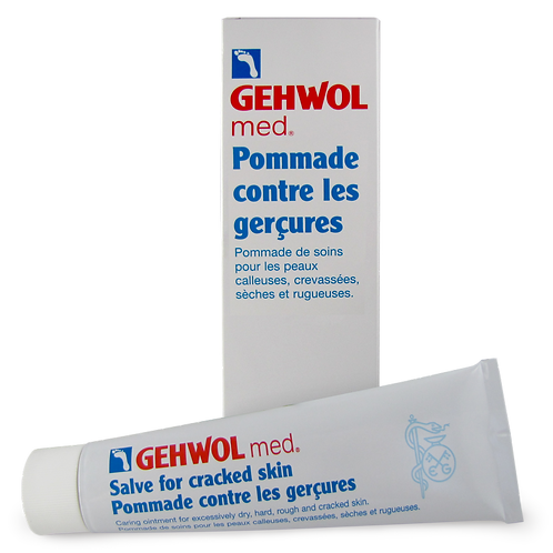 Gehwol - Pommade contre les crevasses