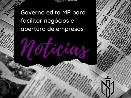 Governo edita MP para melhoria do ambiente de negócios no Brasil