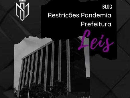 Medidas Restritivas Prefeitura Rio de Janeiro - 22.03.2021