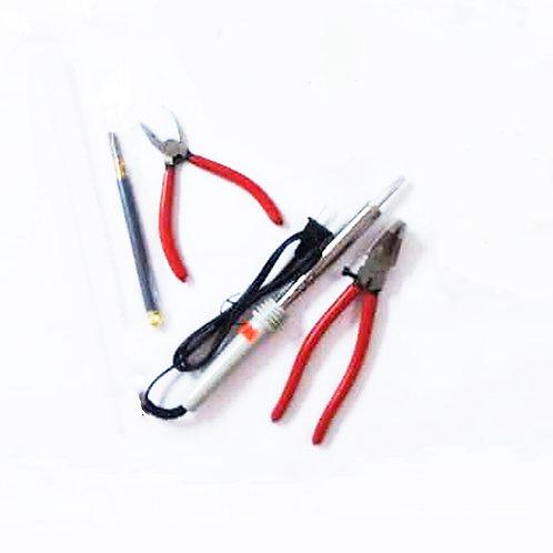 Kit básico de herramientas A