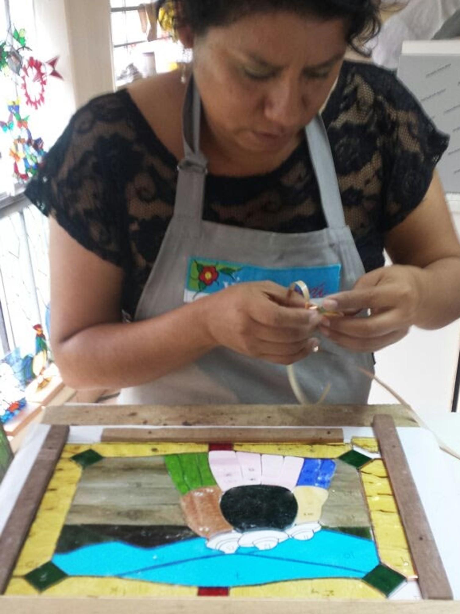 Amalia Villavicencio , 2017