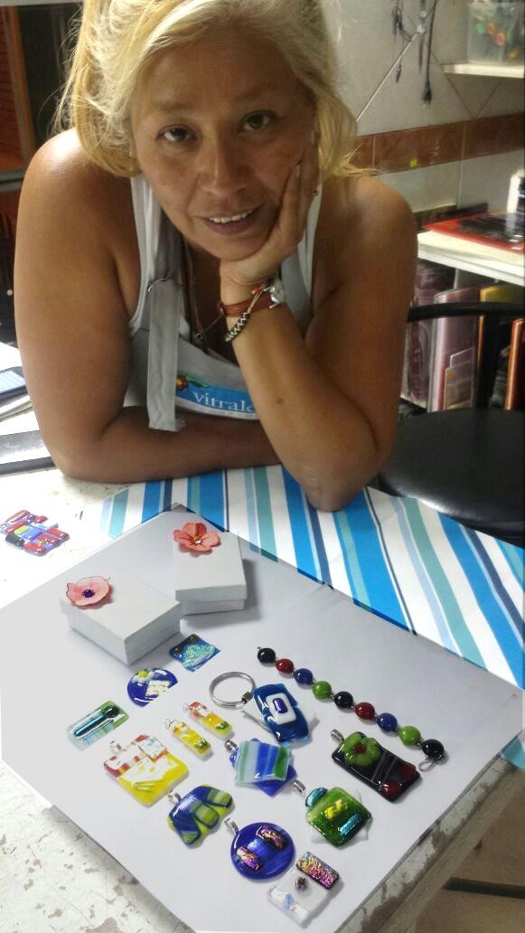 Patricia Monica Vides, Argentina