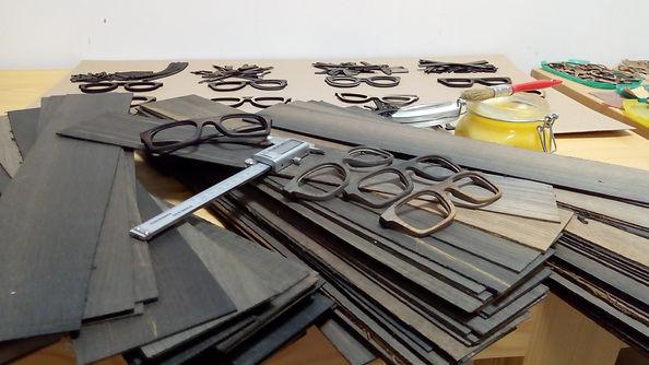 finest wood eyeglasses