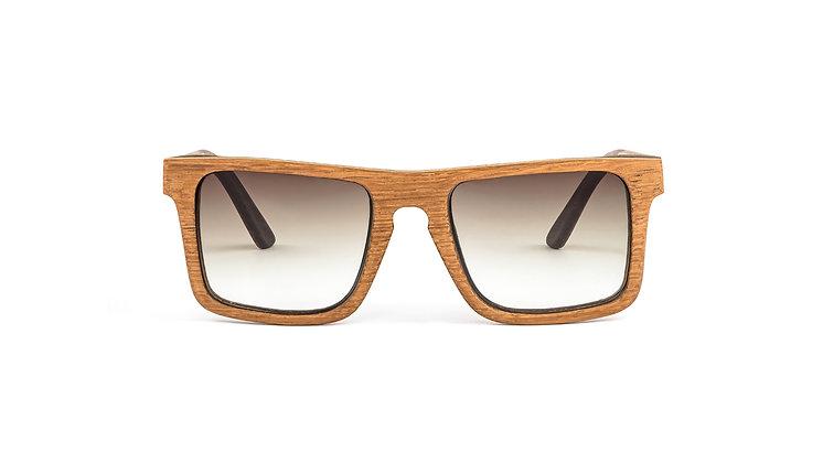HERRERA | Wood Sunglasses