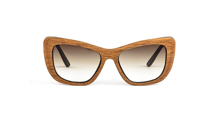 MORANA | Wood Sunglasses