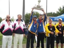 Nationals - Men's Pairs Gold