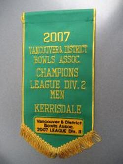 2007 KR pennant