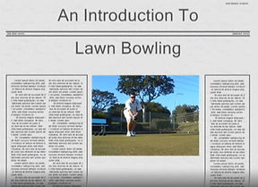 Introduction to Lawn Bowling video image