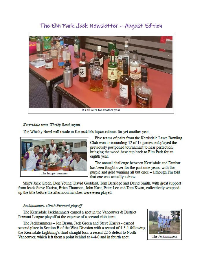 #4 August Edition - Page 1.JPG