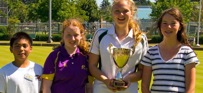 V&D juniors singles 2014