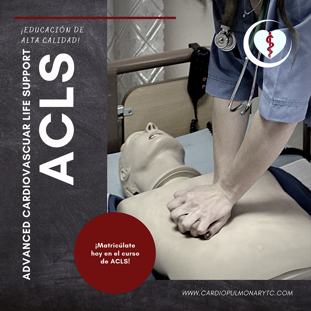 #ACLS | #PALS | #CPR | #ECG