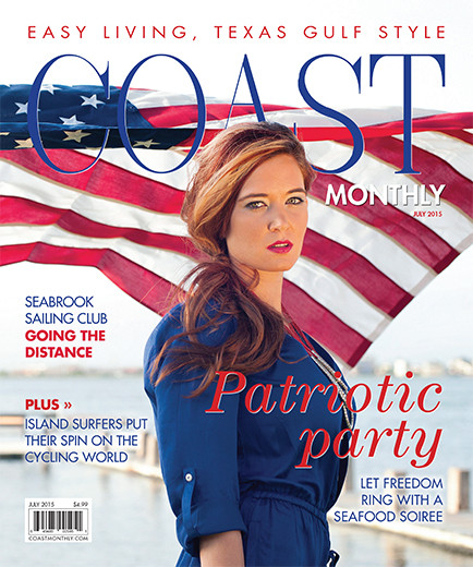 Coast Monthly Cover
