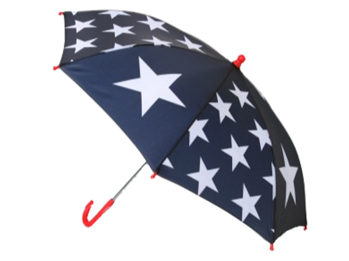 Umbrella - Navy Star