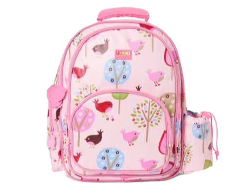 Backpack Large - Chirpy Bird