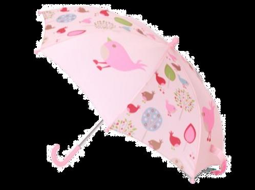 Umbrella - Chirpy Bird